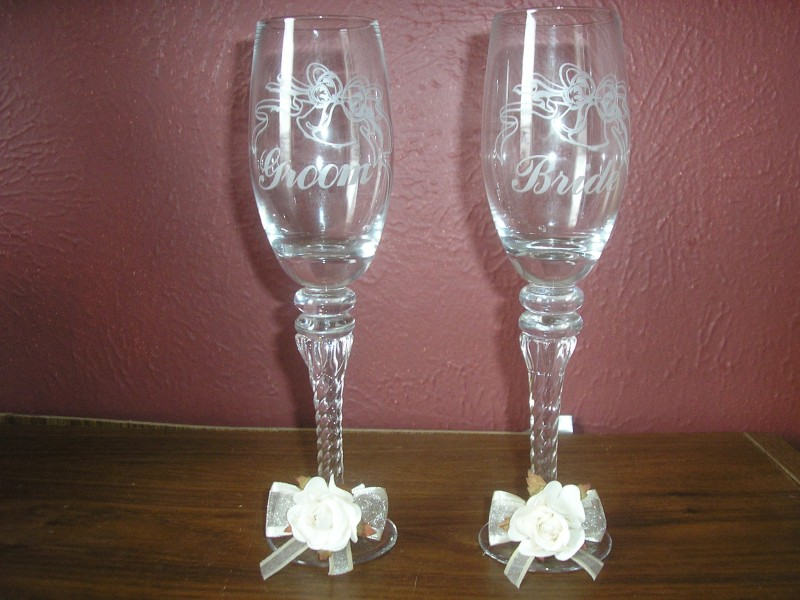 Champagne And Wine Glasses YOUR DECORATIONS Decorations For All Your Needs